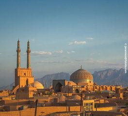 visa info Iran berge und meer