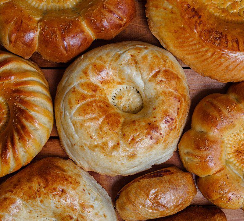usbekistan essen berge und meer