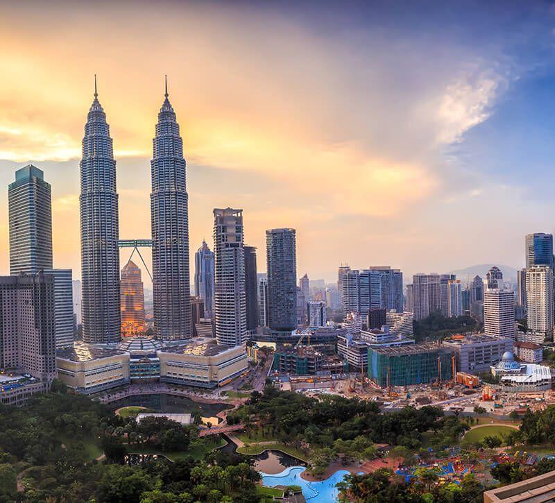 malaysia malaysia berge und meer