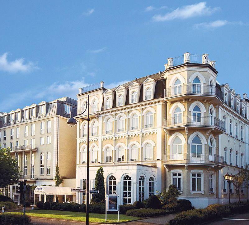 steigenberger gutschein steigenbergerhotel badhomburg aussen berge und meer