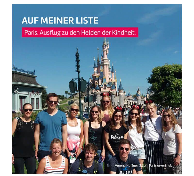 Disneyland Paris Verena Kuffner berge und meer