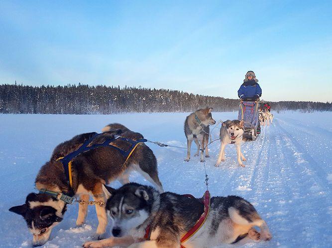finnland lg graf berge und meer