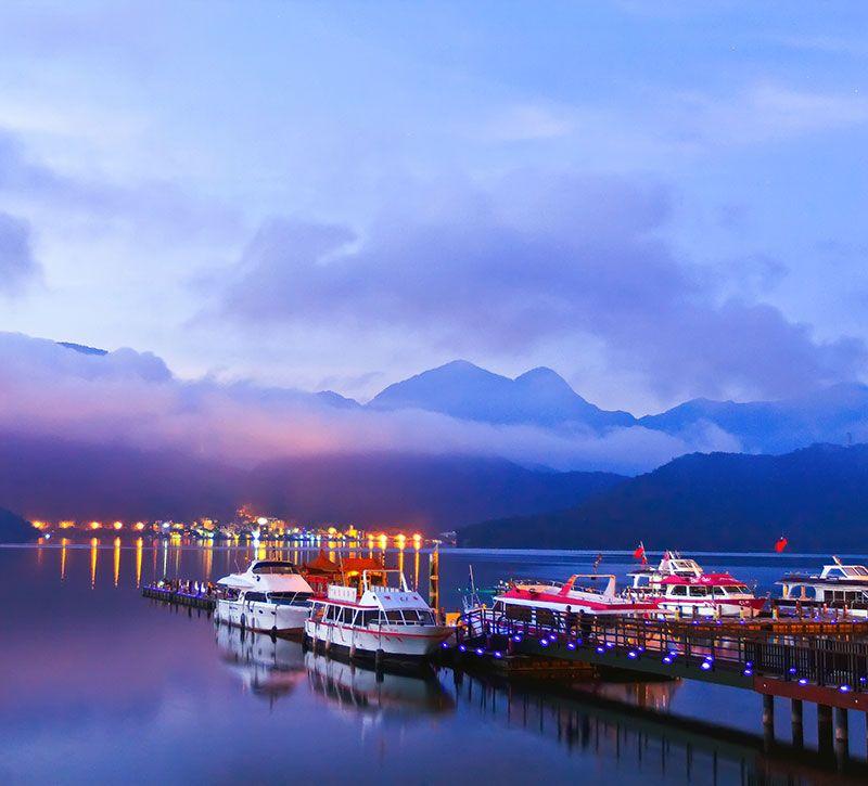 taiwan bm berge und meer