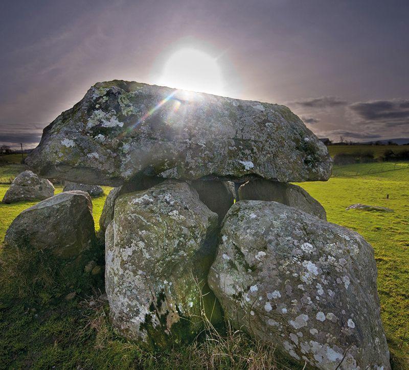 irland cork berge und meer