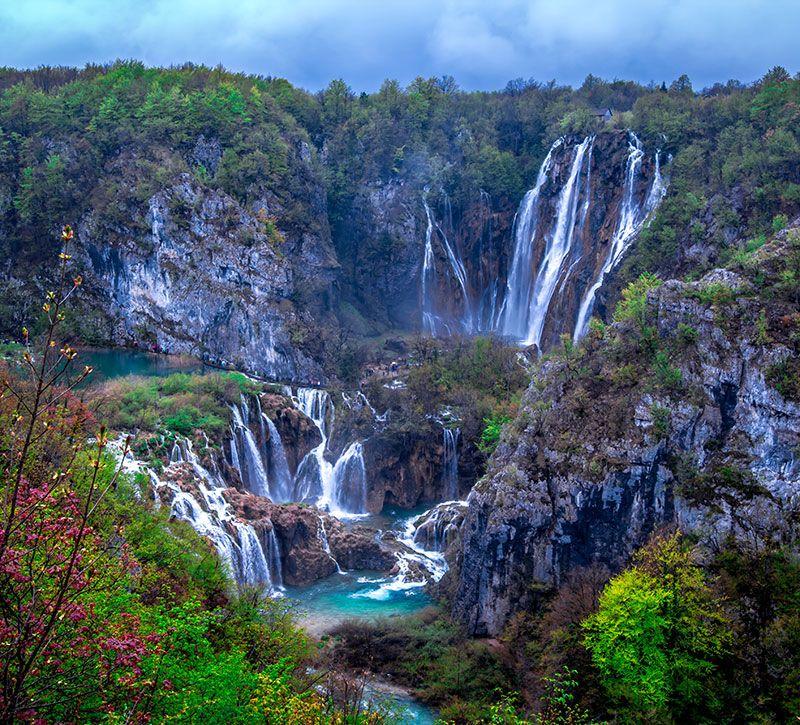 kroatien alice d berge und meer
