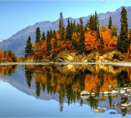 visa info Kanada berge und meer
