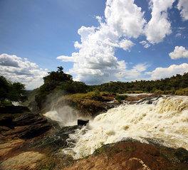 visa info Uganda berge und meer