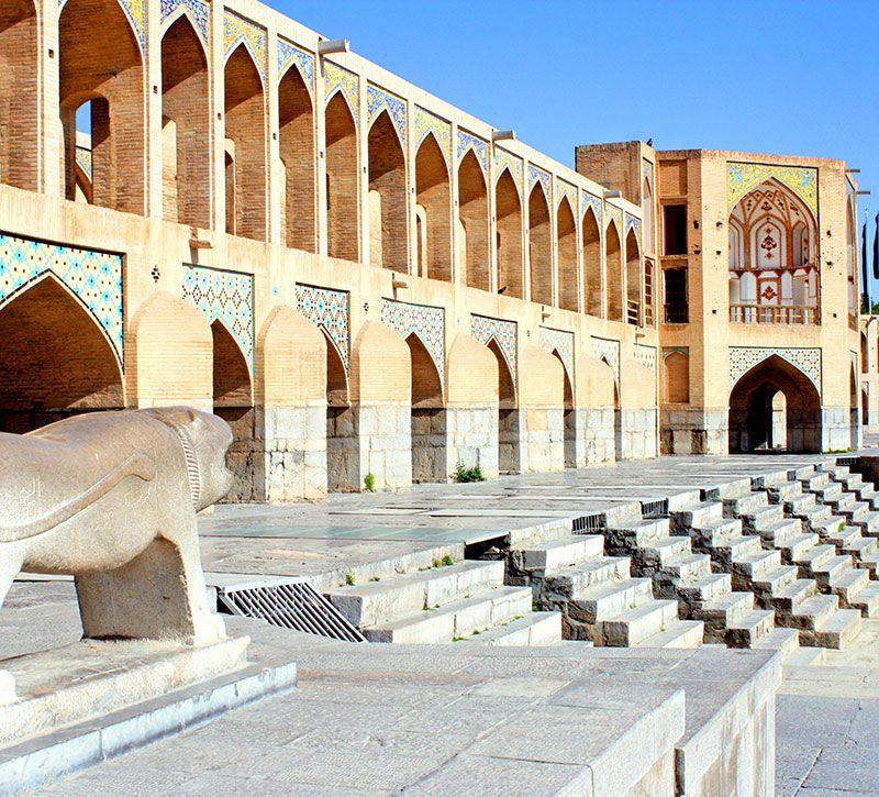iran isfahan berge und meer