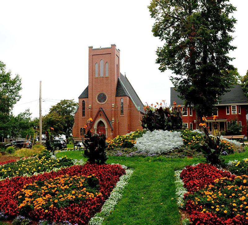 kanada religion berge und meer