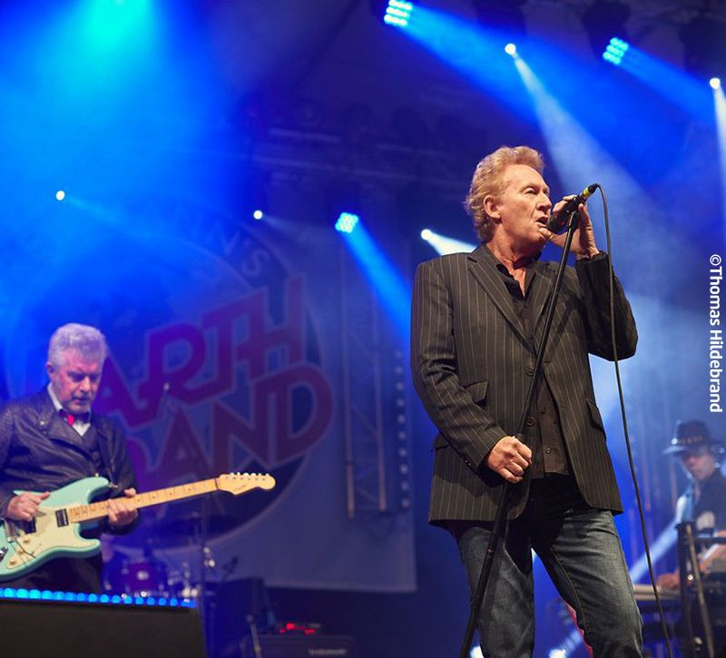 stars del mar Manfred Manns Earth Band berge und meer