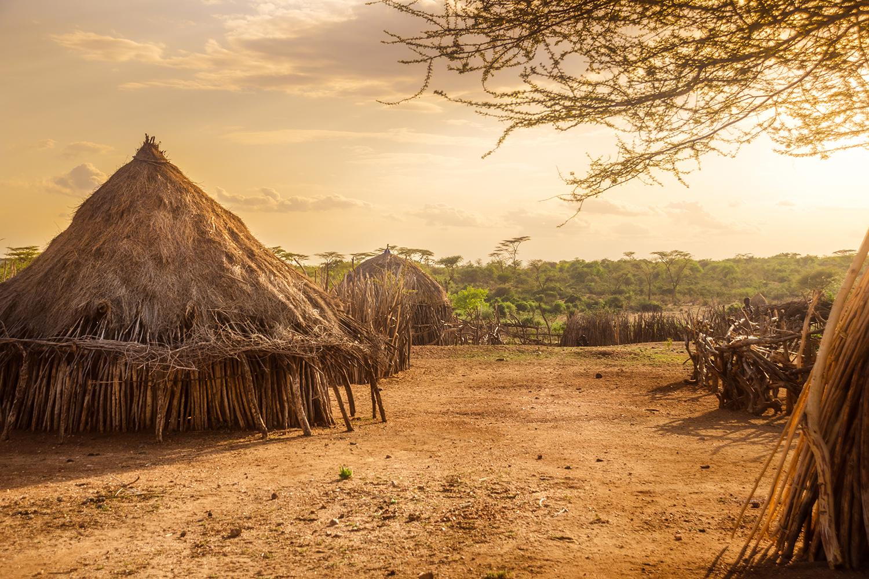 Ostafrika, Äthiopien