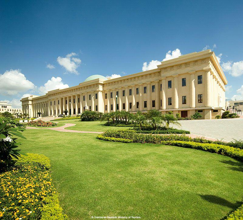 dominikanische republik palacio berge und meer
