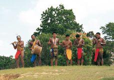 panama embera indianer berge und meer