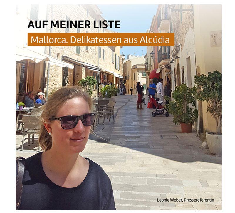 Mallorca Leonie Weber berge und meer