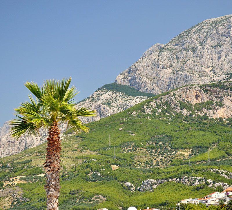 kroatien kviktor berge und meer