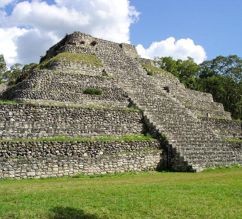 mexiko tulum berge und meer