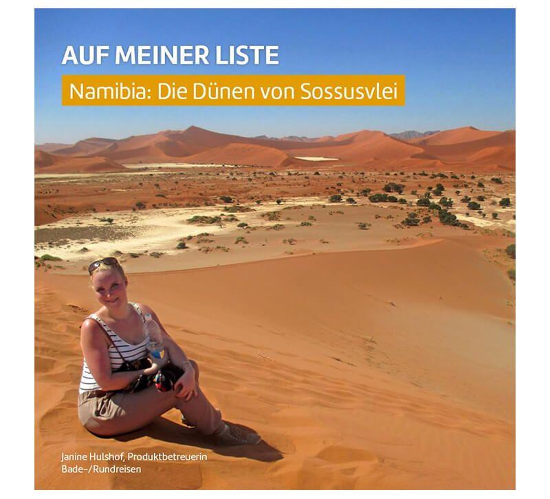 Namibia  berge und meer