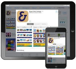 info app kaufgrafik berge und meer