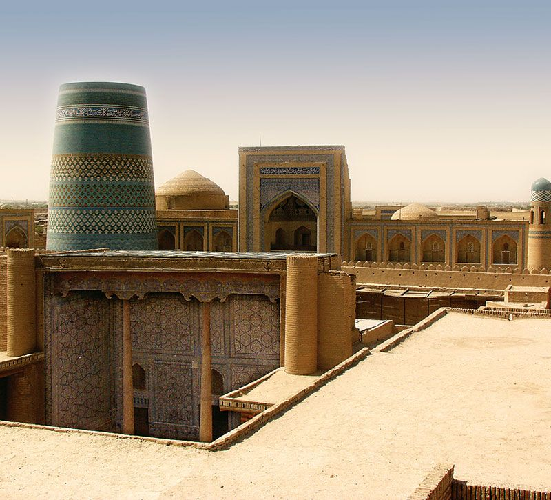 usbekistan amin khan berge und meer