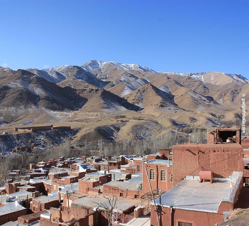 iran  berge und meer