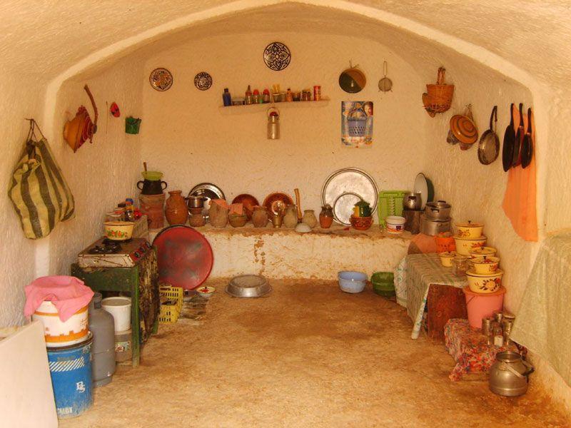 tunesien matmata berge und meer