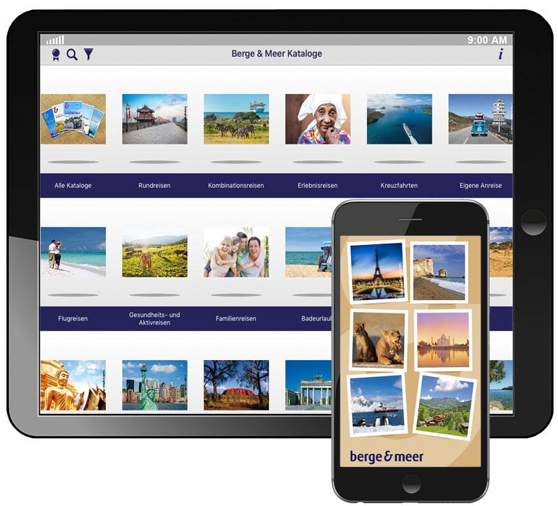 info app start berge und meer