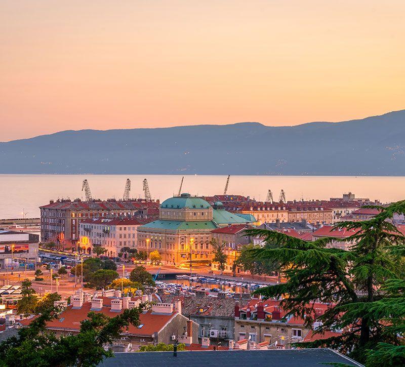 kroatien tm berge und meer