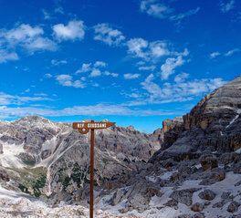 italien md dolomiten berge und meer
