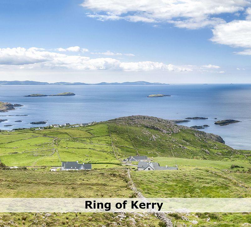 irland irland kerry ring berge und meer