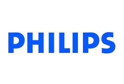 service praemie philips logo berge und meer