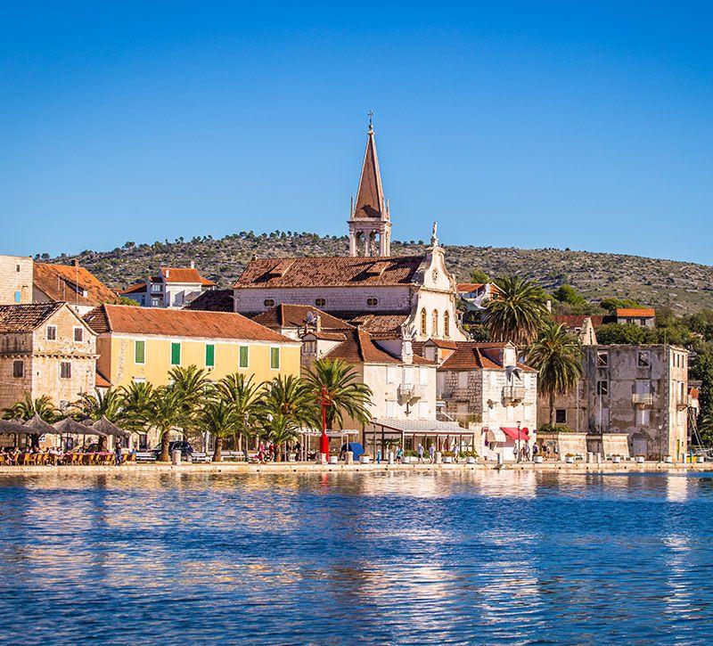 kroatien brac kroatien powell berge und meer