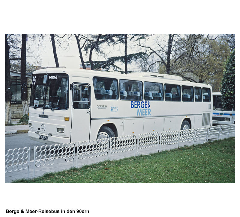 Jubilaeum Naehkaestchen Tim Dunker Bus BU berge und meer