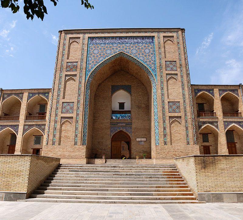 usbekistan kukeldash berge und meer