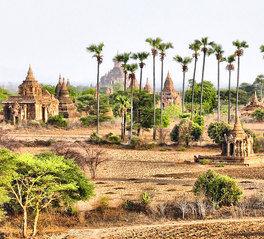 visa info Myanmar berge und meer