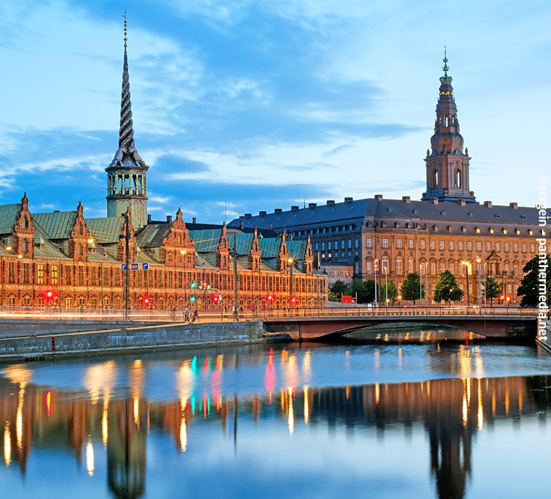 Stars del Mar Route Kopenhagen berge und meer