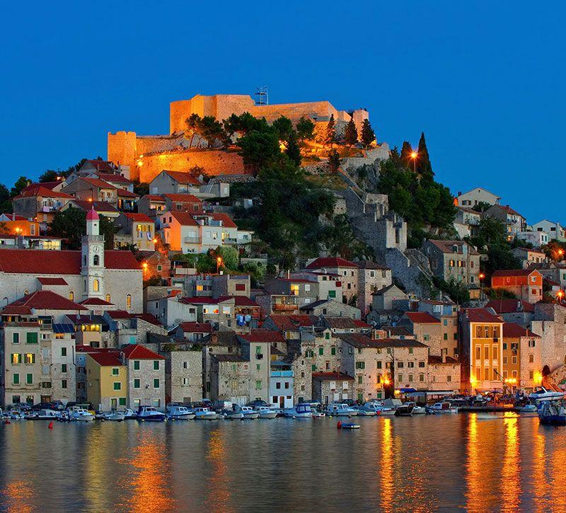 kroatien lianem berge und meer