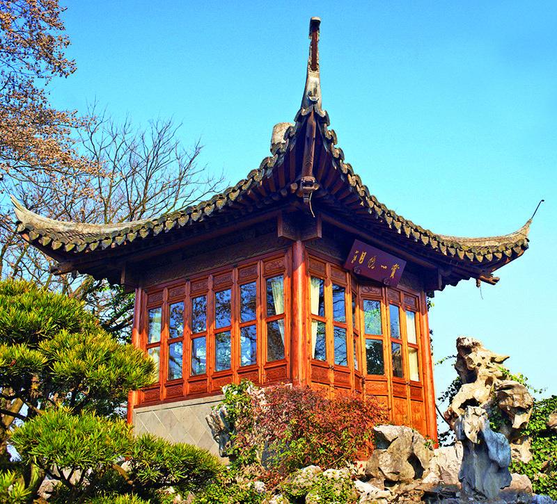 china hangzhou berge und meer