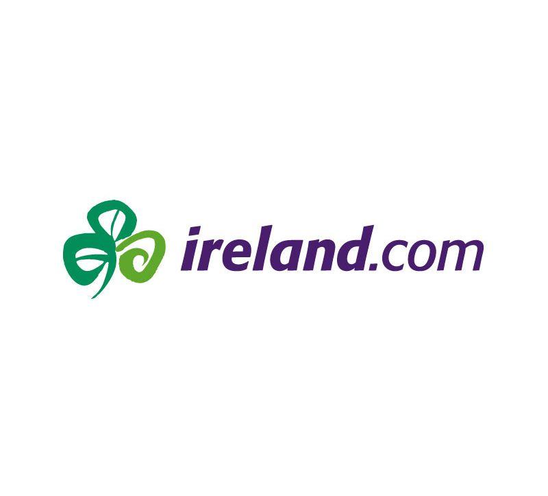 irland irland logo neu berge und meer