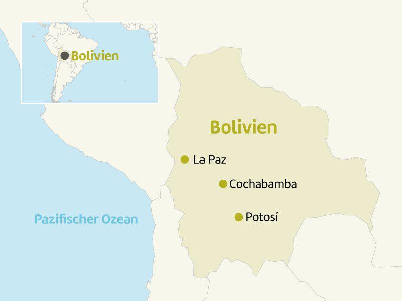 bolivien laenderinfoseite bolivien berge und meer