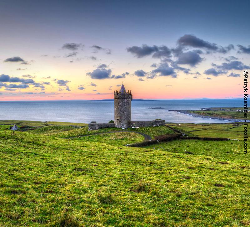 irland irland landschaft berge und meer