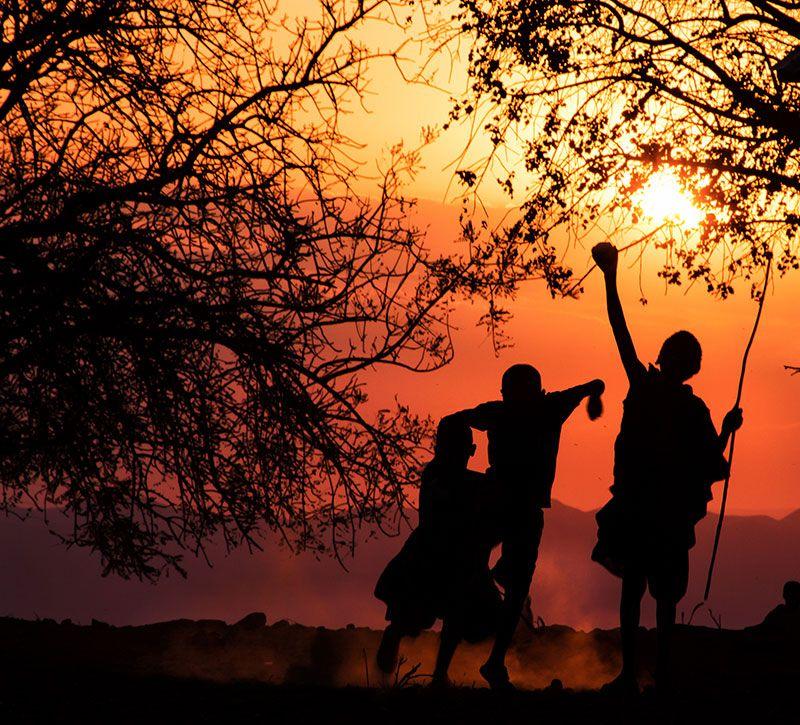 tansania karatu berge und meer