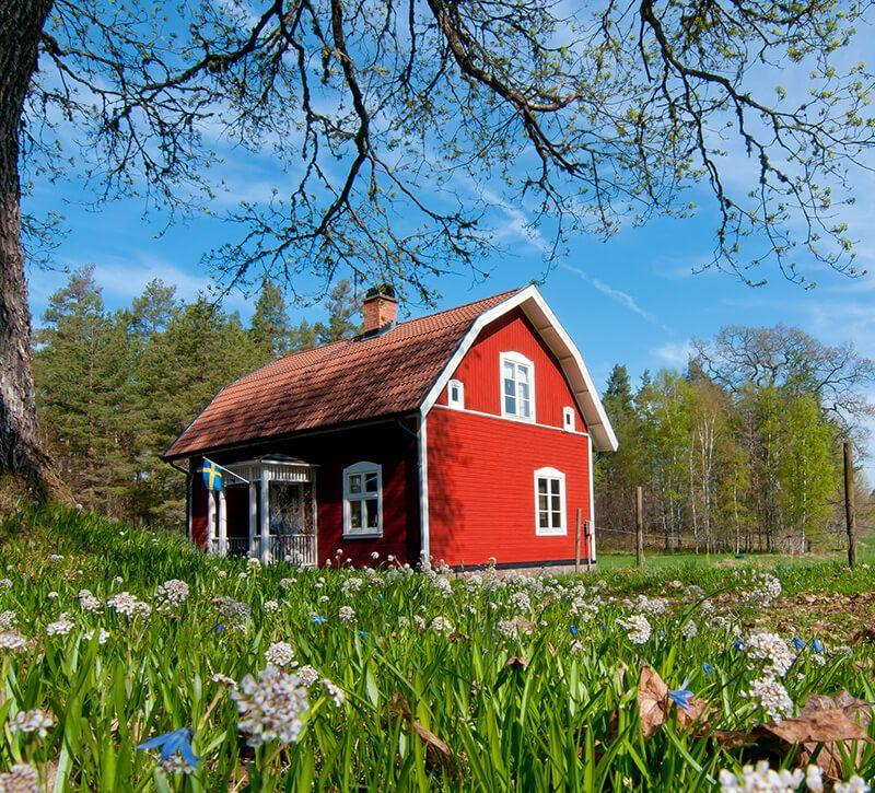 schweden schweden berge und meer