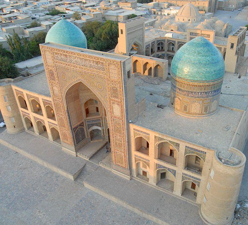 usbekistan poikalon berge und meer
