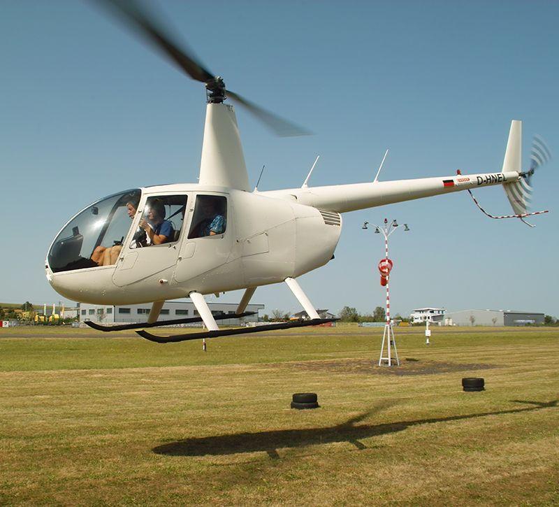fuh Helikopterflug rasen berge und meer