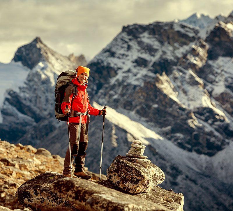 nepal maygutyak berge und meer