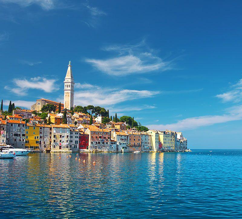 kroatien phant berge und meer