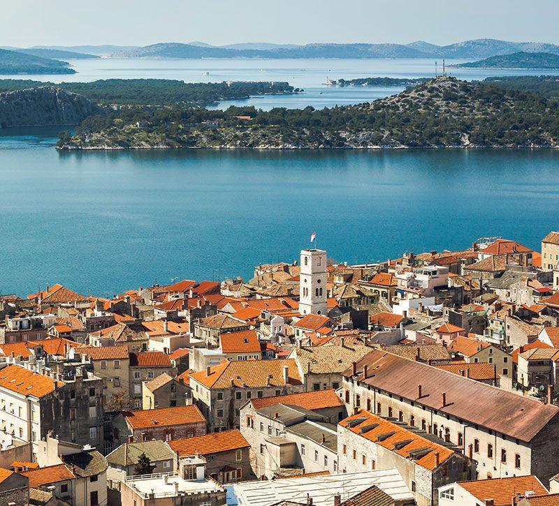 kroatien tomislav berge und meer