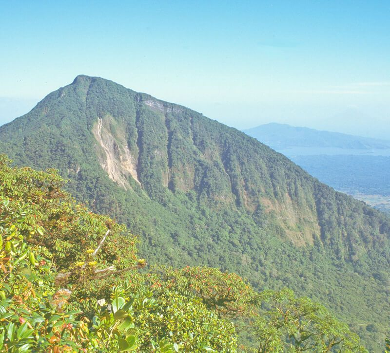 nicaragua nicaragua berge und meer