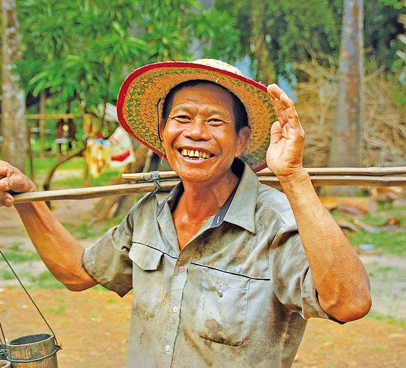 vietnam vietnamese berge und meer