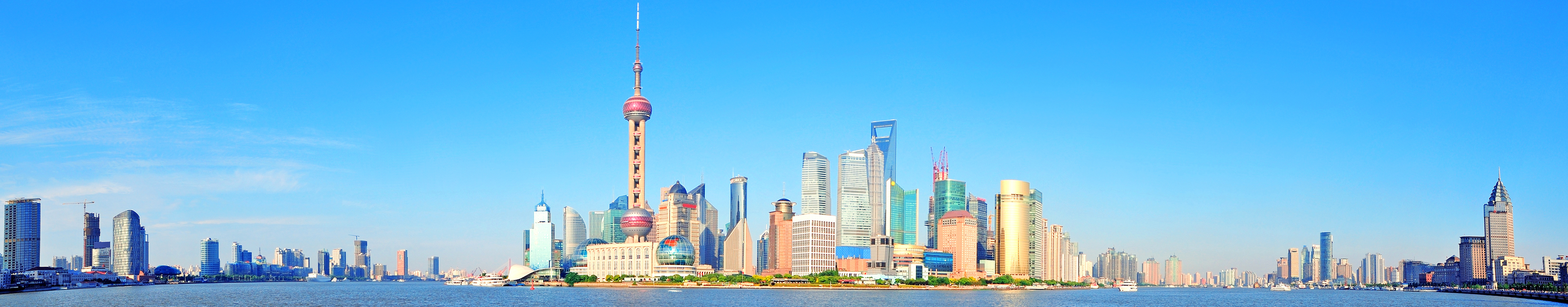 visa info china shanghai skyline berge und meer